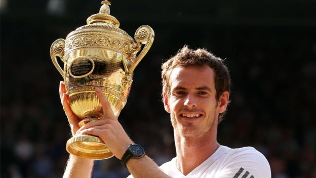 Tennis coaching kent Andy Murray